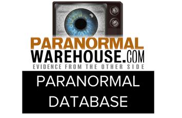 Paranormal Database