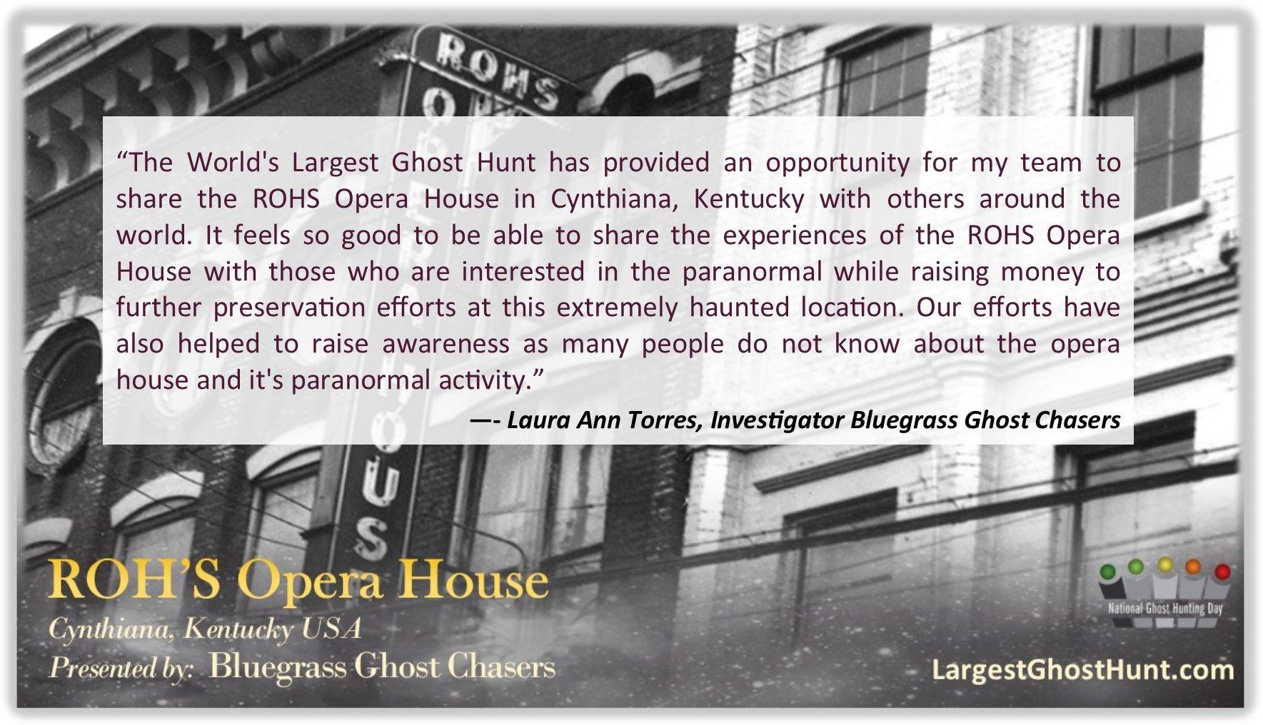ROH's Opera House