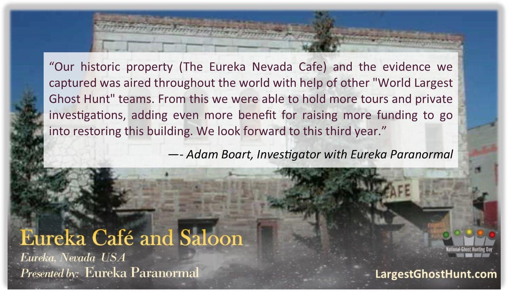 Eureka Cafe and Saloon